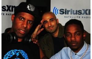 Интервью Kendrick Lamar с DJ Whoo Kid
