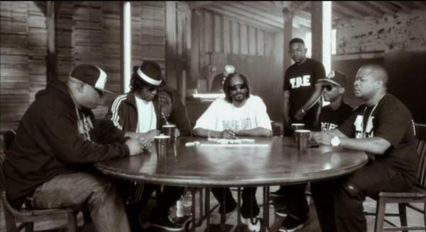 Hip Hop Awards 2012: The West Coast Cypher