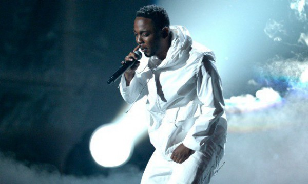 Kendrick Lamar с Imagine Dragons выступили на Grammy 2014 с треком Radioactive m.A.A.d City