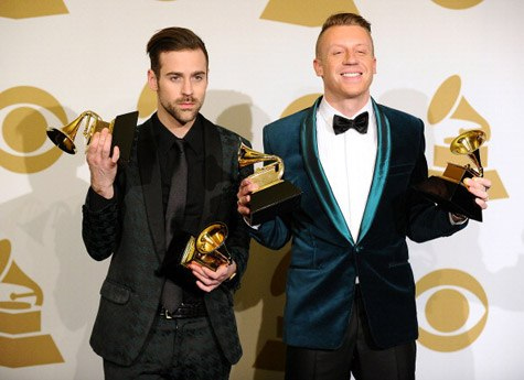 Macklemore @ Grammy 2014