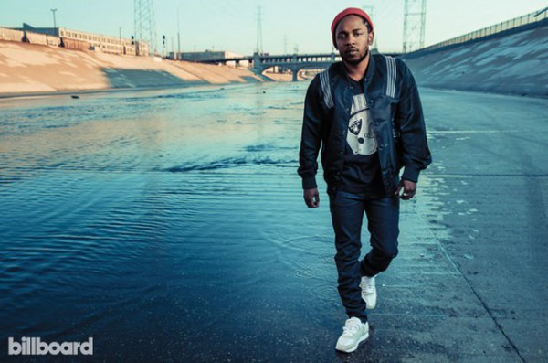 Kendrick Lamar x Billboard: новая кавер-стори 2016
