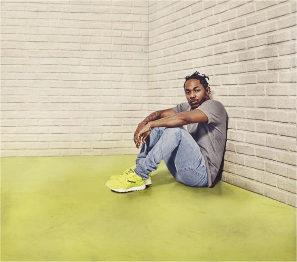 Kendrick Lamar унёс собой пять «Золотых граммофонов»